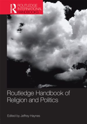 Routledge Handbook of Religion and Politics (Paperback) book cover