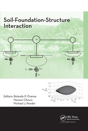 Soil-Foundation-Structure Interaction (Hardback) book cover