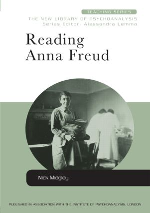 Reading Anna Freud (Paperback) book cover
