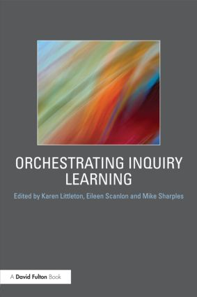 Orchestrating Inquiry Learning: 1st Edition (Paperback) book cover
