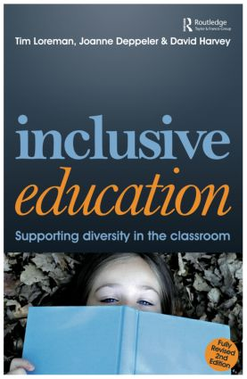 Inclusive Education: A Practical Guide to Supporting Diversity in the Classroom, 2nd Edition (Paperback) book cover