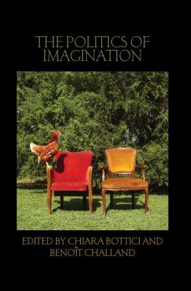 The Politics of Imagination (Hardback) book cover