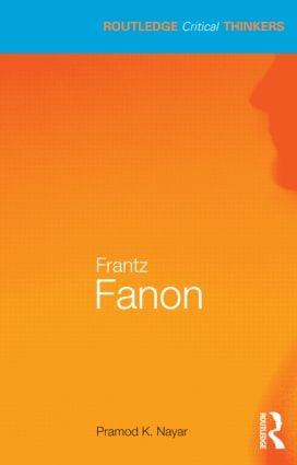 Frantz Fanon (Paperback) book cover