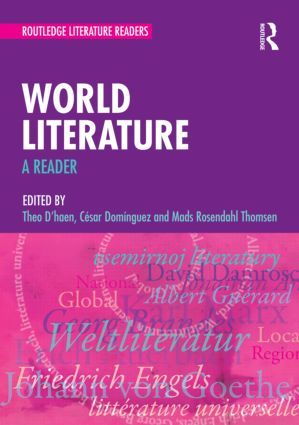 World Literature: A Reader (Paperback) book cover