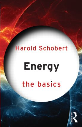 Energy: The Basics (Paperback) book cover