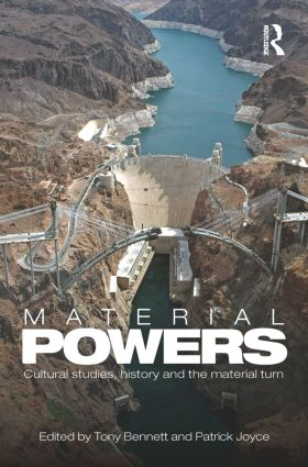 Material Powers: Cultural Studies, History and the Material Turn (Paperback) book cover