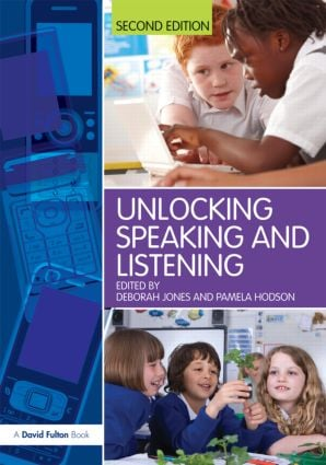 Unlocking Speaking and Listening book cover