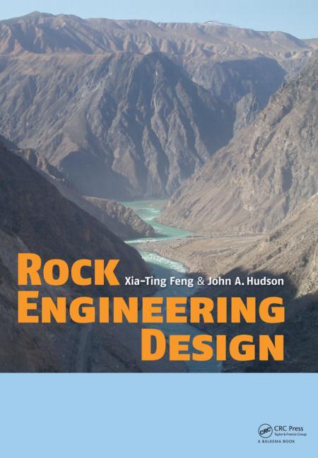 Rock Engineering Design (Hardback) book cover