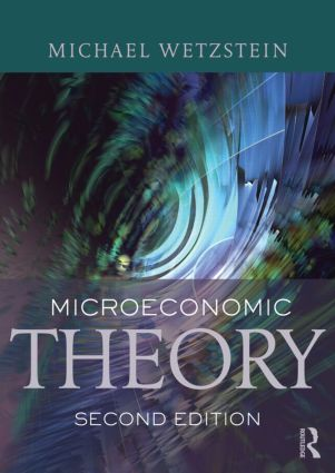 Microeconomic Theory second edition: Concepts and Connections (Paperback) book cover