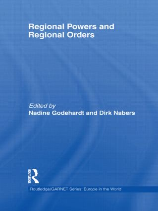 Regional Powers and Regional Orders (Hardback) book cover