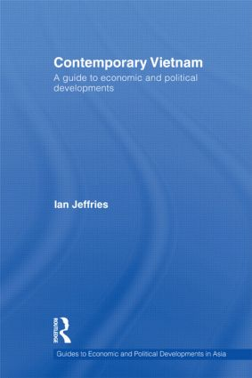Contemporary Vietnam: A Guide to Economic and Political Developments (Hardback) book cover