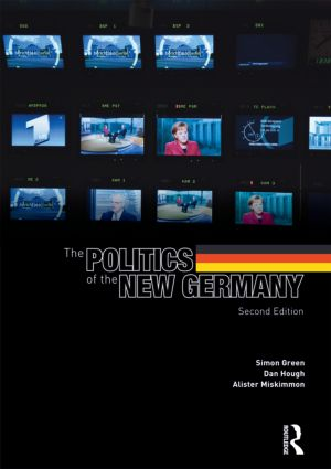 The Politics of the New Germany: 2nd Edition (Paperback) book cover