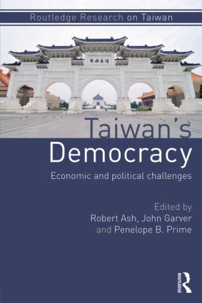 Taiwan's Democracy: Economic and Political Challenges book cover