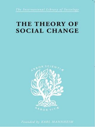The Theory of Social Change (Paperback) book cover