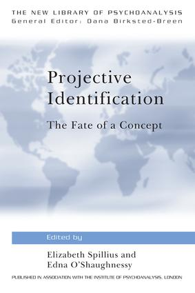Projective Identification: The Fate of a Concept book cover