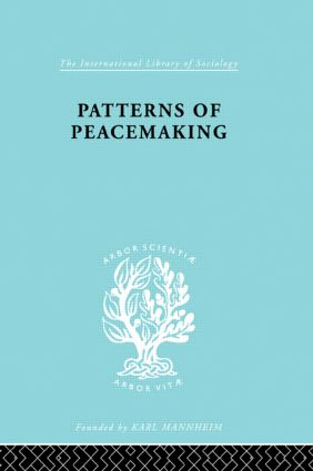 Patterns of Peacemaking