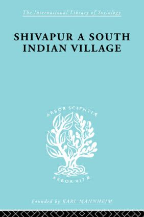 Shivapur:South Ind Vill Ils 71: 1st Edition (Paperback) book cover