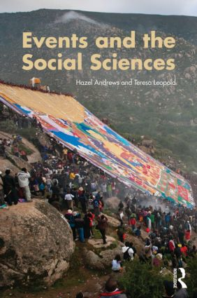 Events and The Social Sciences (Paperback) book cover