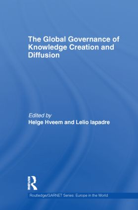 The Global Governance of Knowledge Creation and Diffusion book cover