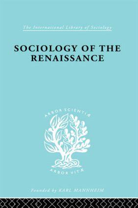 Sociology Renaissnc Ils 101: 1st Edition (Paperback) book cover
