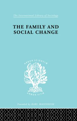 Family & Social Change Ils 127: 1st Edition (Paperback) book cover