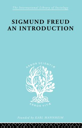 Sigmund Freud - An Introduction: 1st Edition (Paperback) book cover
