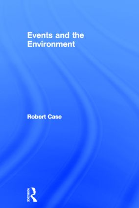Events and the Environment (Hardback) book cover