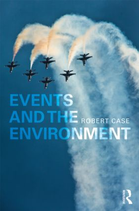 Events and the Environment (Paperback) book cover