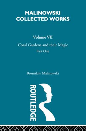 Coral Gardens and Their Magic: The Description of Gardening [1935], 1st Edition (Paperback) book cover
