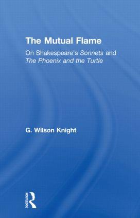 Mutual Flame - Wilson Knight V (e-Book) book cover