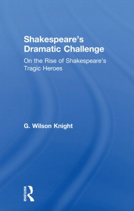 Shakespeares Dramatic Chall V: 1st Edition (Paperback) book cover
