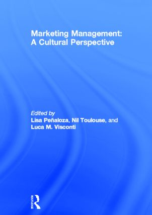 Marketing Management: A Cultural Perspective (Hardback) book cover
