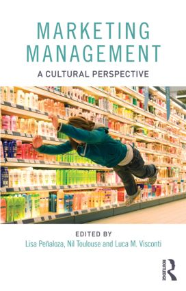 Marketing Management: A Cultural Perspective, 1st Edition (Paperback) book cover