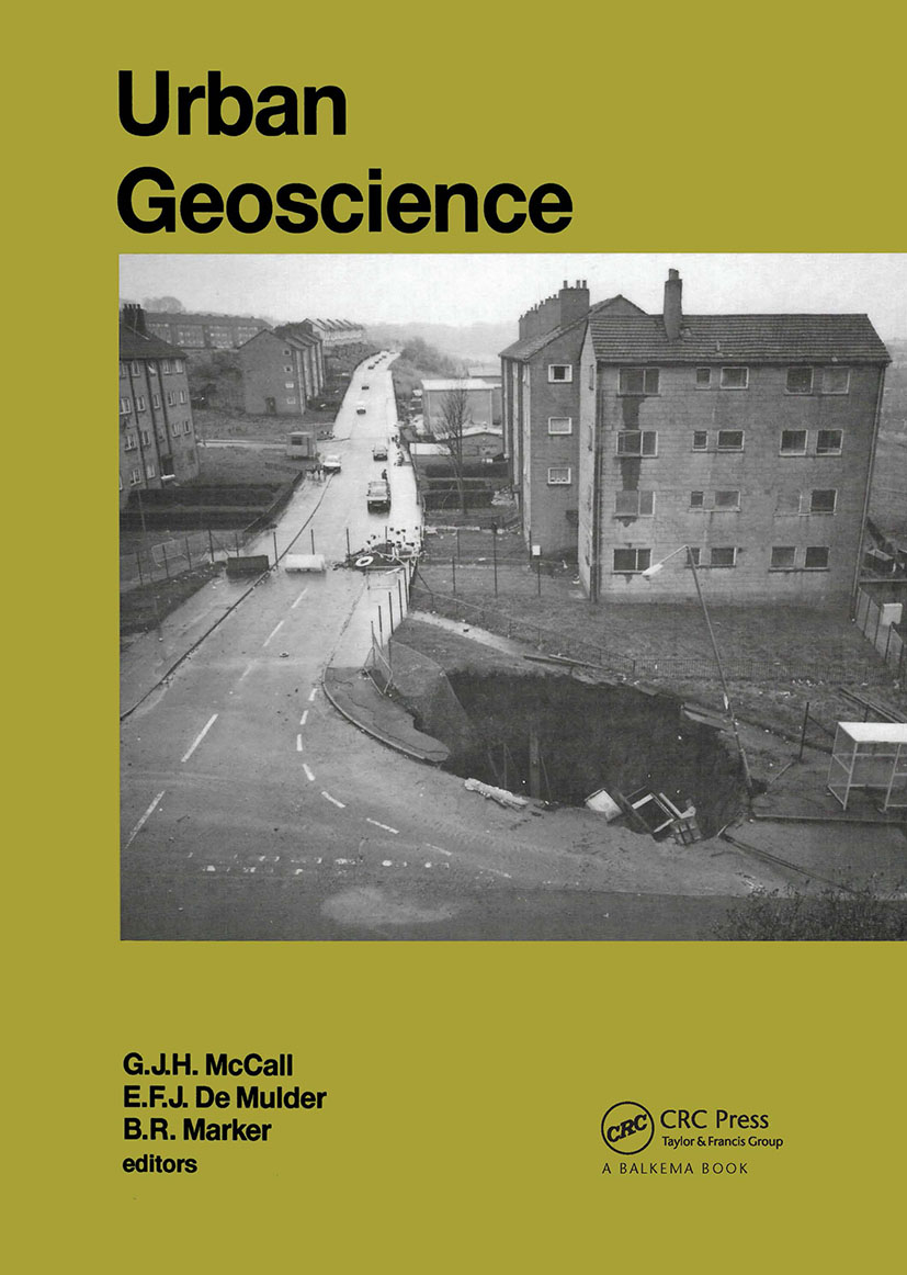 Urban Habitat Constructions Under Catastrophic Events: COST C26 Action Final Report, 1st Edition (Hardback) book cover