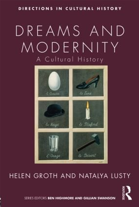 Dreams and Modernity: A Cultural History (Paperback) book cover