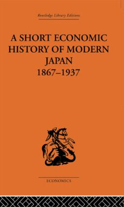 Short Economic History of Modern Japan