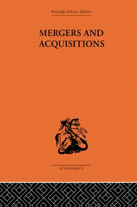 Mergers and Aquisitions: Planning and Action, 1st Edition (Paperback) book cover