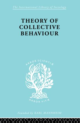 Theory Collectve Behav Ils 258 (Paperback) book cover