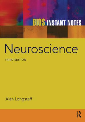 BIOS Instant Notes in Neuroscience: 3rd Edition (Paperback) book cover