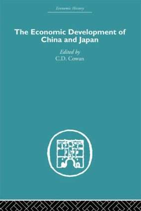 Economic Development of China and Japan: 1st Edition (Paperback) book cover