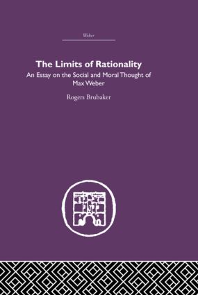 The Limits of Rationality (Paperback) book cover