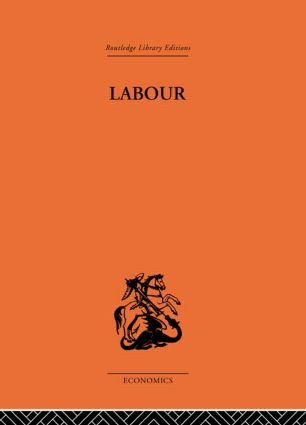 Labour: 1st Edition (Paperback) book cover