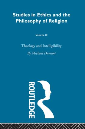 Theology & Intelligibility Vol: 1st Edition (Paperback) book cover