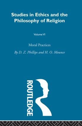 Moral Practices Vol 6: 1st Edition (Paperback) book cover