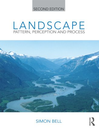 Landscape: Pattern, Perception and Process book cover