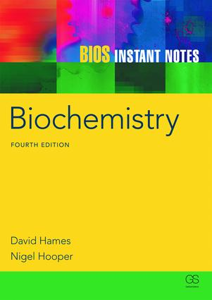 BIOS Instant Notes in Biochemistry: 4th Edition (Paperback) book cover
