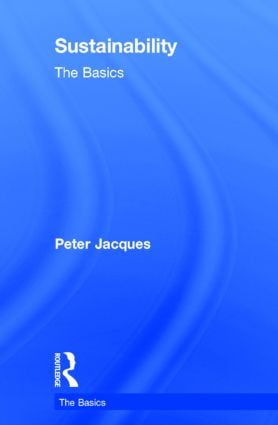 Sustainability: The Basics book cover