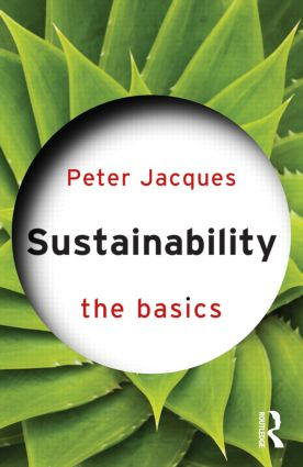 Sustainability: The Basics: 1st Edition (Paperback) book cover