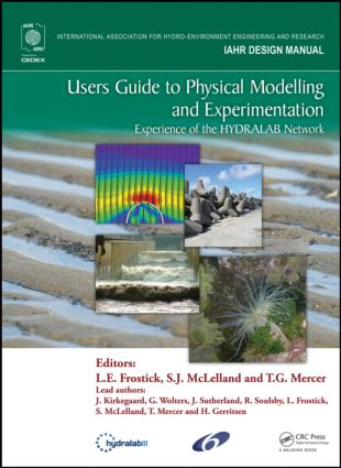 Users Guide to Physical Modelling and Experimentation: Experience of the HYDRALAB Network (Paperback) book cover