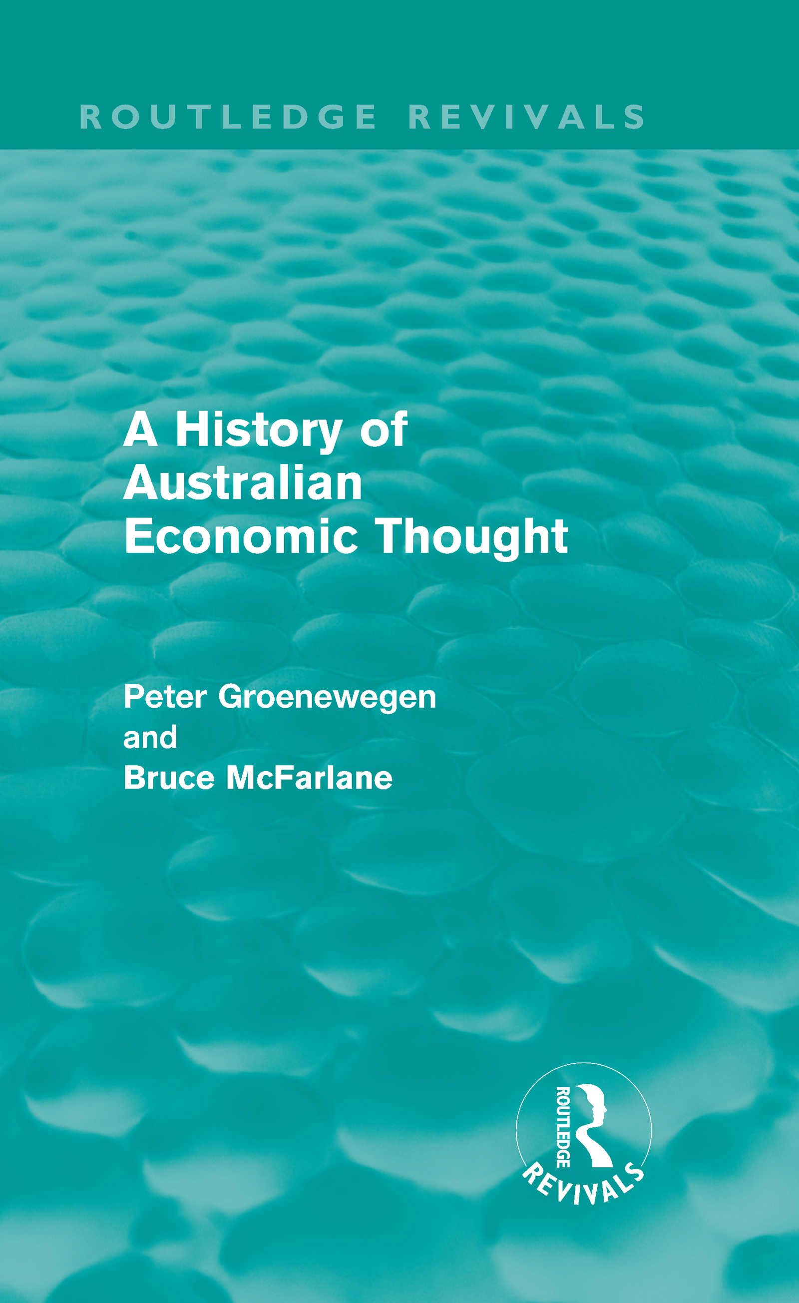 A History of Australian Economic Thought (Routledge Revivals): 1st Edition (Hardback) book cover